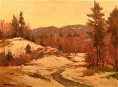 11: Bernard Corey Painting