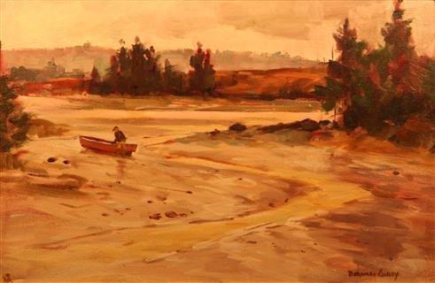 15: Bernard Corey Painting