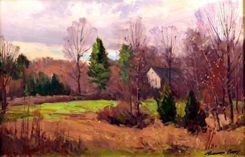 19: Bernard Corey Painting