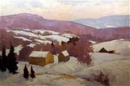 66: Bernard Corey Painting