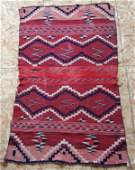 72: Antique Indian Rug