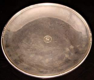 Tiffany & Co. Footed Serving Tray