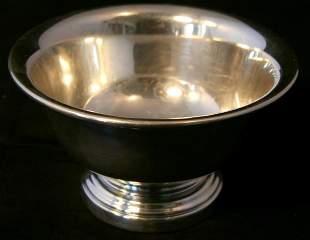 Large Silver Bowl