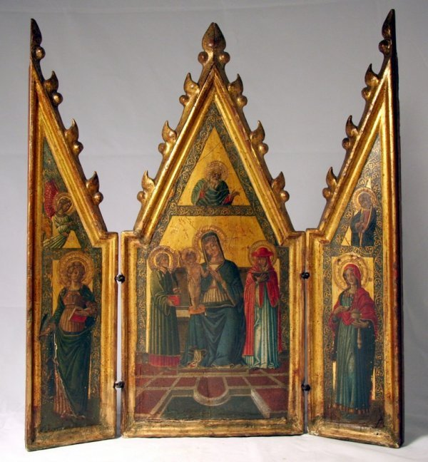 1B: Early Icon