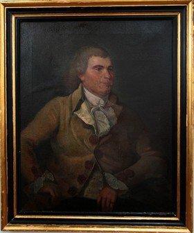 6: Frederick Bosley Oil on Canvas