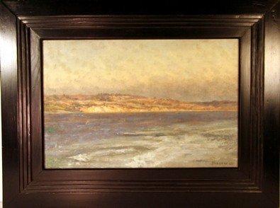 13: Beaman 1921 Oil on Canvas