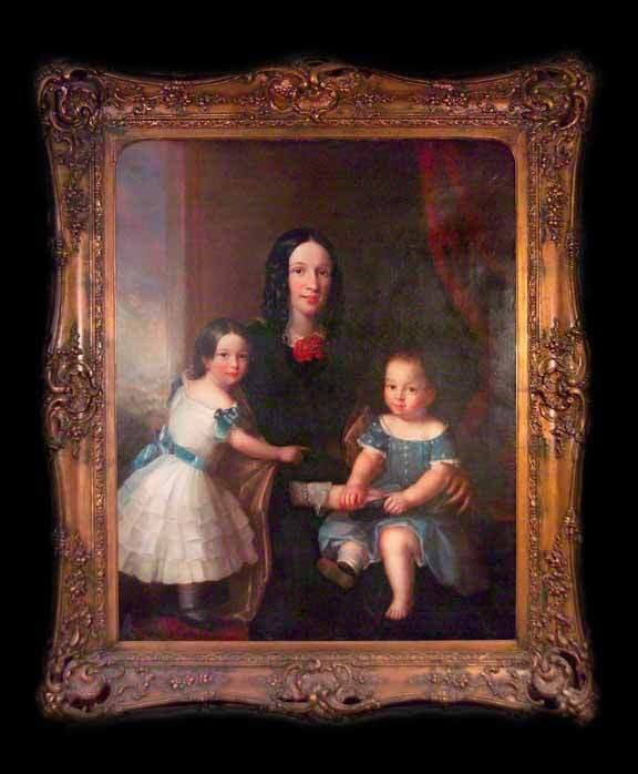 7: Thomas Sully Family Portrait