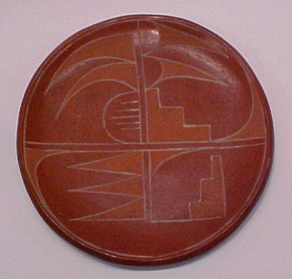 17: American Indian Plate