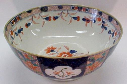 62: Large Imari Bowl