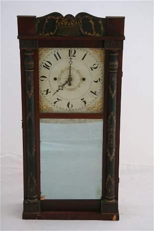 Chauncy Boardman Wall Clock