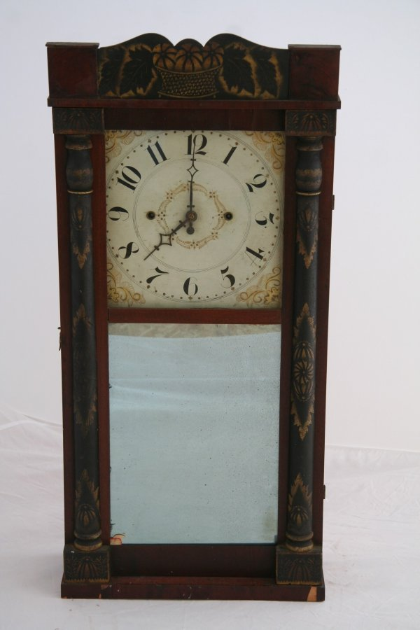 1: Chauncy Boardman Wall Clock