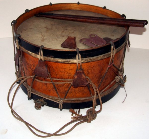 67: Civil War Era Drum