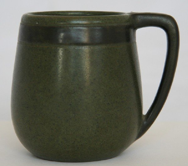 7: Marblehead Pottery Cider Cup