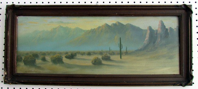 7: Arts and Crafts Period Plein Air Painting