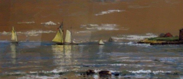 4: Edmund Darch Lewis 1884 Seascape