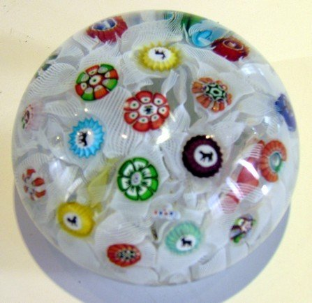 10: 1848 Baccarat Paperweight