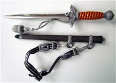 99: WWII Nazi German Dagger
