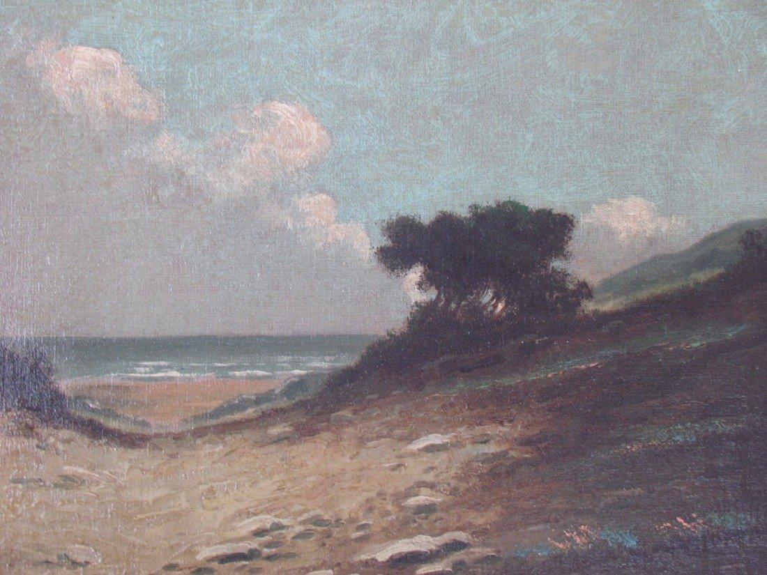 8: California Impressionist Painting
