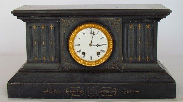 6: Mitchell Vance & Co. New York Shelf Clock