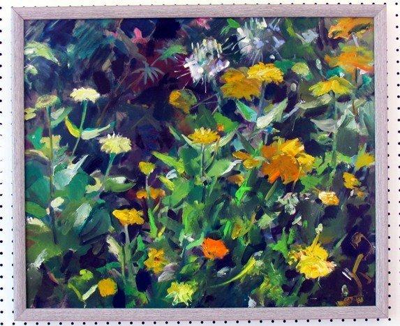 12: W.F. Draper Oil on Canvas
