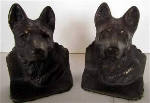 Dog Head Littco Bookends