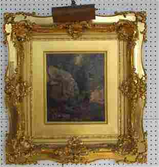 David Johnson (1827-1908) Cascade Rockland Co. NY