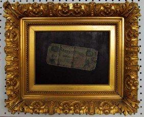 11: Nicholas Alden Brooks (1840-1904) Oil on Panel