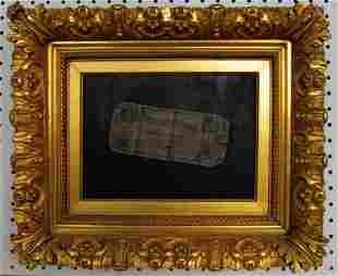 Nicholas Alden Brooks (1840-1904) Oil on Panel