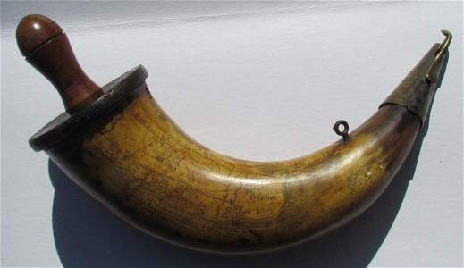 18: 1759 Map Horn John Calfe