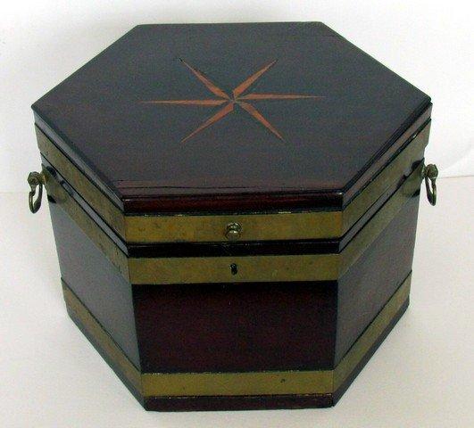 24: 18th Century English Wine Cooler