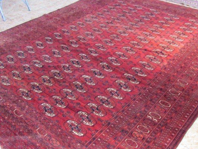 25: Oriental Rug