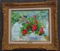 51: Le Pho Oil on Canvas