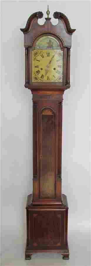 24: Early Grandmother Clock