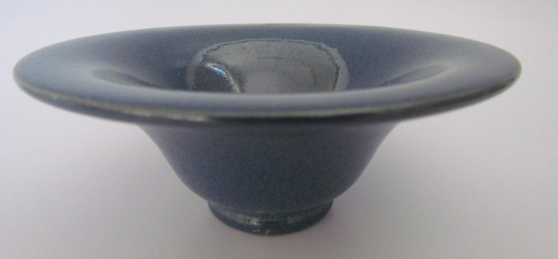 Saturday Evening Girls Blue Glaze Bowl