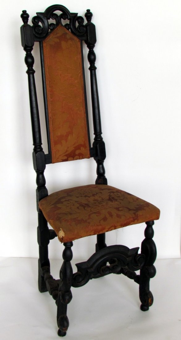 Early American Hall Chair