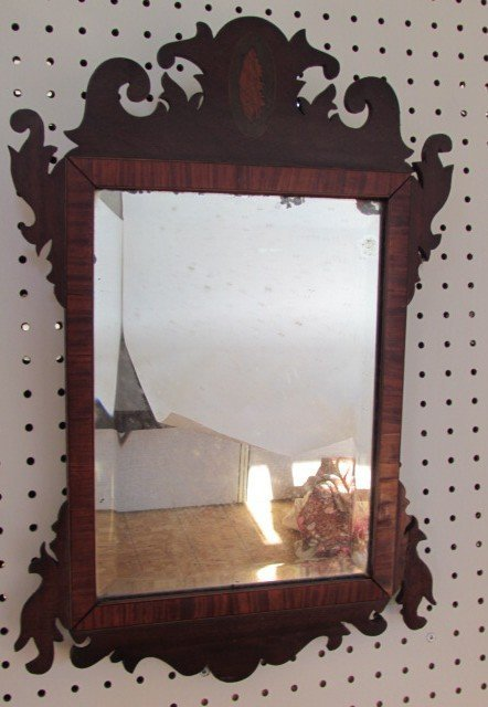 Early Chippendale Mirror