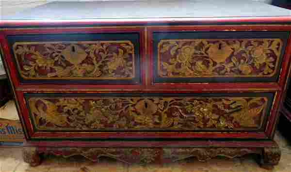 Early Chinese Straits Chest