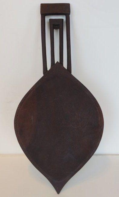 18th/19th Century Priest's Oil Dish Fiji Islands