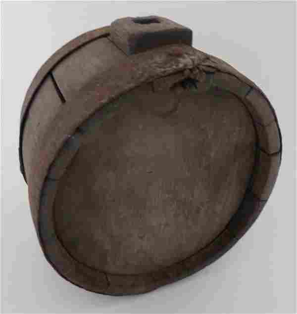 American revolutionary war to 1812 Drum Style Canteen