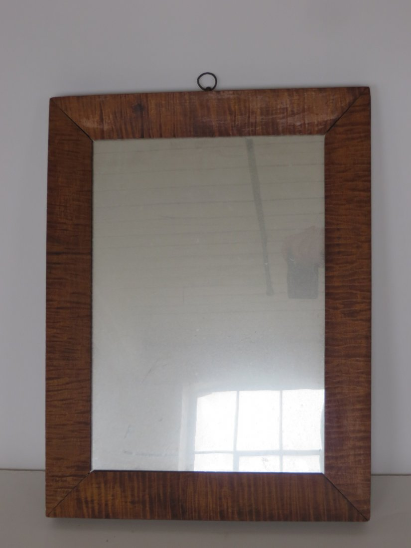 Early Tiger Maple Mirror