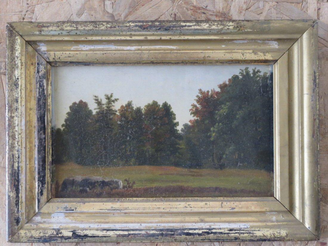 Landscape Oil on Board