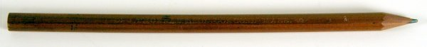 1: Two Pencils made by Henry David Thoreau - 3