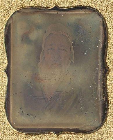 7: Rare Asian Daguerreotype