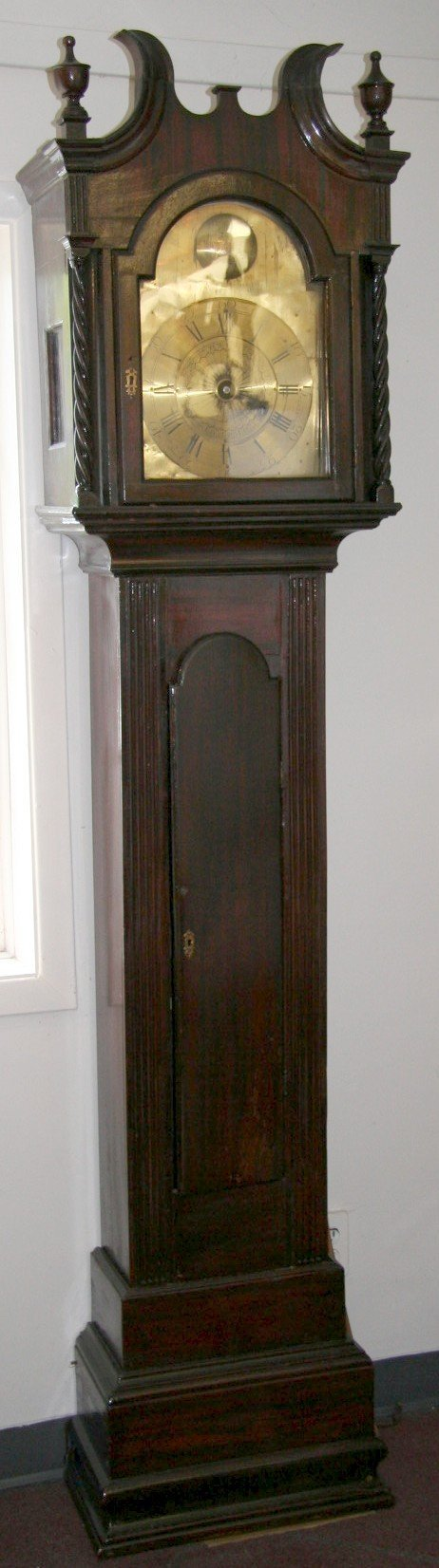 120: Grandfather clock