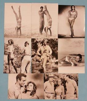 Dr. No 8 Movie Photos Featuring Ursula Andress