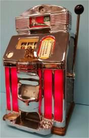 Jennings Nevada Club Dollar Slot Machine