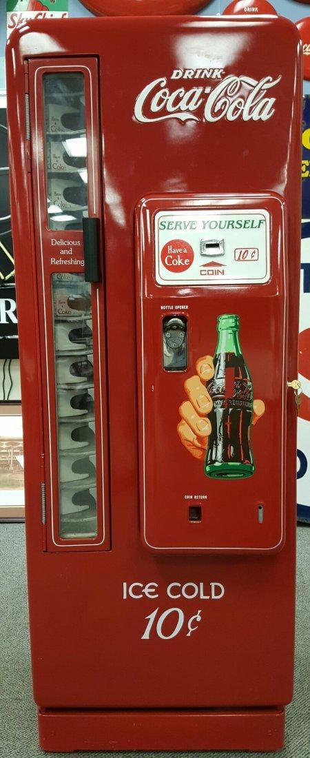 Coca Cola Cavalier 96 Vending Machine - 2