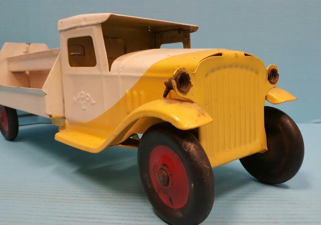 1930's Buddy L Motor Market Truck - 3
