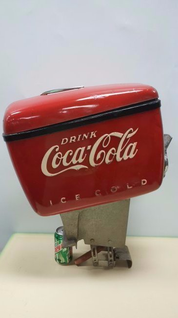 Dole Coca Cola Fountain Dispenser - 3