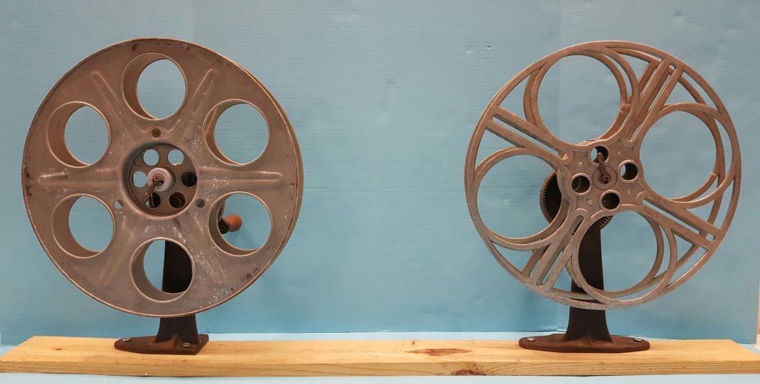 Vintage Movie Theater Film Rewinder
